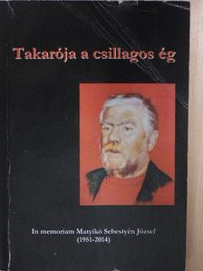Almássy Katinka - Takarója a csillagos ég [antikvár]