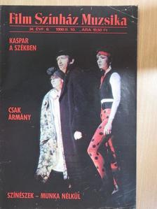 Bérczes László - Film-Színház-Muzsika 1990. február 10. [antikvár]