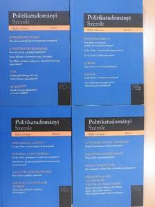 Bérces Viktor - Politikatudományi Szemle 2013/1-4. [antikvár]
