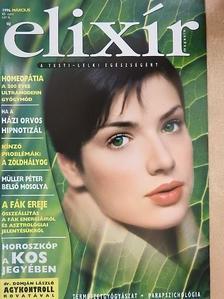 Csapó Ida - Új Elixír Magazin 1996. március [antikvár]