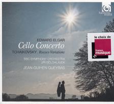 ELGAR, TCHAIKOVSKY - CELLO CONCERTO - ROCOCO VARIATIONS CD JEAN.GUIHEN QUEYRAS