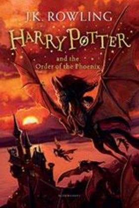 J. K. Rowling - Harry Potter and the Order of Phoenix (Rejacket)