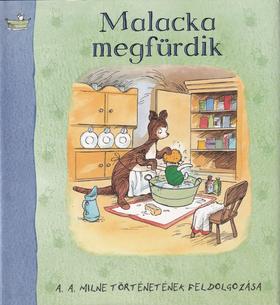 Móra Kiadó - Malacka megfürdik