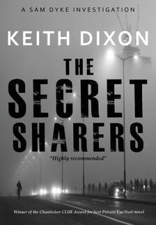 Dixon Keith - The Secret Sharers [eKönyv: epub, mobi]