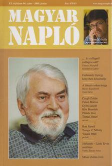 Oláh János - Magyar Napló XX. évf. 6. szám [antikvár]
