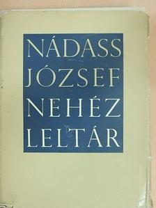 Nádass József - Nehéz leltár II. [antikvár]