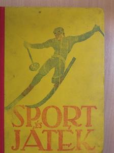 Benedek Aladár - Sport és játék II. [antikvár]