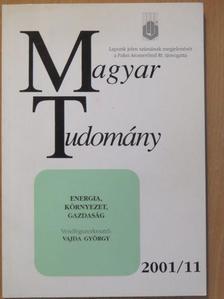 Ámon Ada - Magyar Tudomány 2001. november [antikvár]