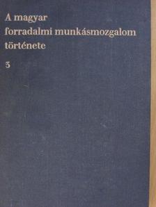 Erényi Tibor - A magyar forradalmi munkásmozgalom története 3. (töredék) [antikvár]