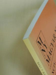 Balázsi József Attila - Magyar Nyelv 1998. szeptember [antikvár]