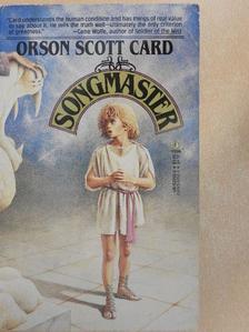 Orson Scott Card - Songmaster [antikvár]