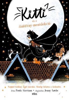 Paula Harrison - Kitti és a Holdfény-mentőakció