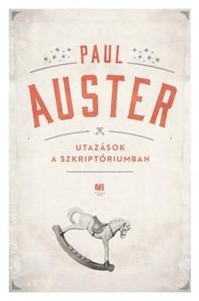 Paul Auster - Utazások a szkriptóriumban [eKönyv: epub, mobi]