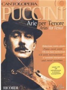 Puccini - CANTOLOPERA: PUCCINI ARIE PER TENORE E PIANOFORTE + CD