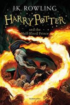 J. K. Rowling - Harry Potter and the Half-Blood Prince (Rejacket)
