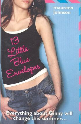 Maureen Johnson - 13 Little Blue Envelopes [antikvár]
