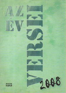 Szentmártoni János - Az év versei 2008 [antikvár]