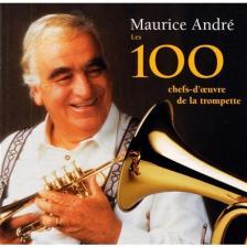 BACH, MARCELLO, CHARPENTIER, MOZART - LES 100 CHEFS-D'OEUVRE DE LA TROMPETTE 6CD MAURICE ANDRÉ