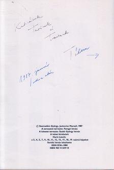 Szemadám György - Jankovics Marcell (dedikált) [antikvár]