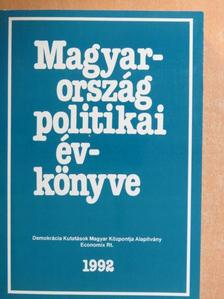 Ágh Attila - Magyarország politikai évkönyve 1992 [antikvár]