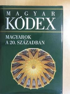 Estók János - Magyarok a 20. században - CD-vel [antikvár]