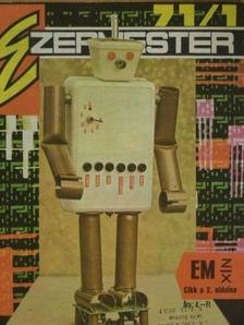 Dezső László - Ezermester 1971-1989. (vegyes számok) (43 db) [antikvár]