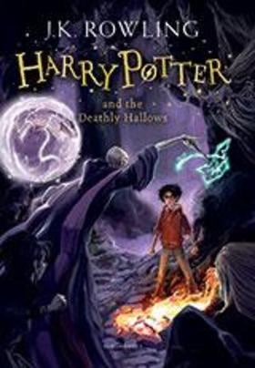 J. K. Rowling - Harry Potter and the Deathly Hallows (Rejacket)