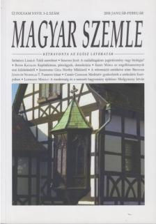 Magyar Szemle  2018.január-február