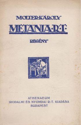 MOLTER KÁROLY - Metania Rt. [antikvár]