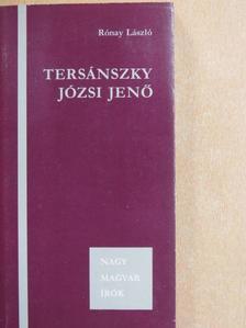 Rónay László - Tersánszky Józsi Jenő [antikvár]