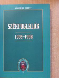 Ádám József - Székfoglalók 1995-1998 VI. [antikvár]