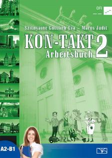 SZITNYAINÉ - MAROS JUDIT - KON-TAKT 2. ARBEITSBUCH A2-B1   56542/M