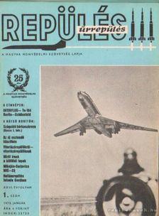 Sárosi Gyula - Repülés 1973. (hiányos) [antikvár]