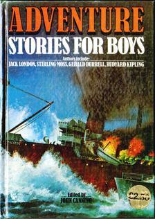 Canning, John - Adventure Stories for Boys [antikvár]