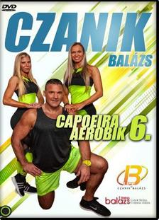 CZANIK BALÁZS - CAPOEIRA AEROBIK 6. - Fitness DVD