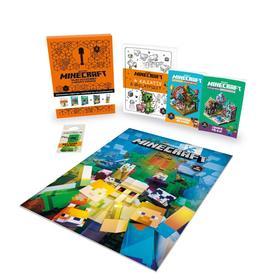 Minecraft - Minecraft : Teljes gyűjtemény a kreatív módhoz (doboz)