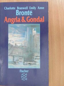 Anne Brontë - Angria & Gondal [antikvár]