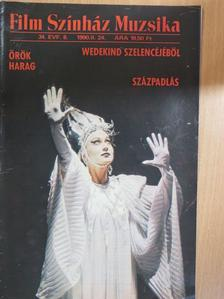 Bérczes László - Film-Színház-Muzsika 1990. február 24. [antikvár]