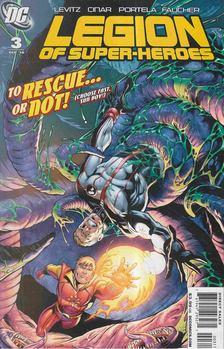 Levitz, Paul, Cinar, Yildiray, Francis Portela - Legion of Super-Heroes 3. [antikvár]