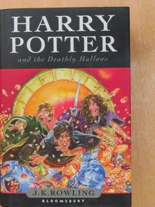 J. K. Rowling - Harry Potter and the Deathly Hallows [antikvár]