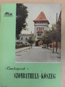 Pethő Tibor - Budapest-Szombathely-Kőszeg [antikvár]