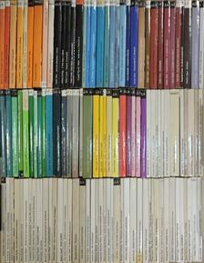 """Ádám György - """"116 kötet a Gyorsuló idő sorozatból (nem teljes sorozat)"""" [antikvár]"""