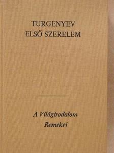 Ivan Szergejevics Turgenyev - Első szerelem [antikvár]