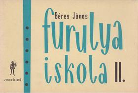BÉRES JÁNOS - Furulyaiskola II. [antikvár]