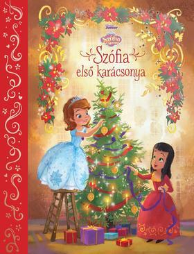 Szófia első karácsonya - Disney Junior mesekönyv