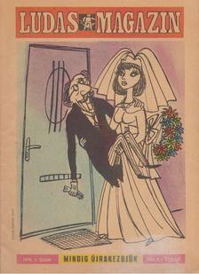 Földes György - Ludas Magazin 1979. 1. szám [antikvár]