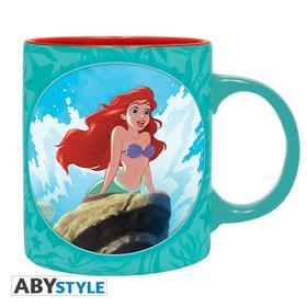 Abysse Europa Kft. - DISNEY - Mug - 320 ml - Little Mermaid - ABYMUG487