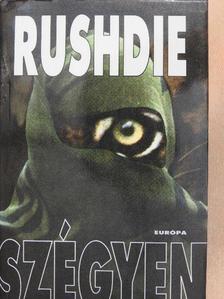 Salman Rushdie - Szégyen [antikvár]