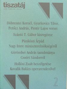 Bíró Zoltán - Tiszatáj 2000. február [antikvár]
