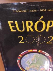 Kerecsen Zsófia - Európa 2002 2000. március [antikvár]